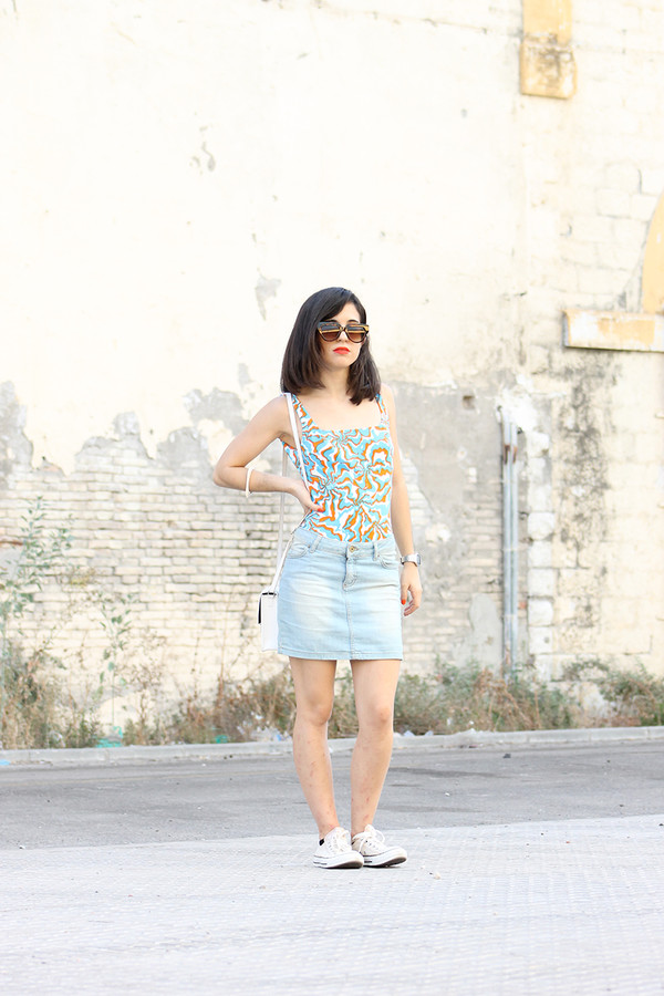 vintage shoes for her blogger sunglasses swimwear bag skirt shoes