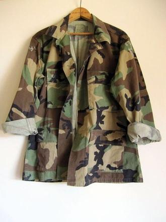 jacket grunge punk punk rock camouflage camo jacket 90s style etsy