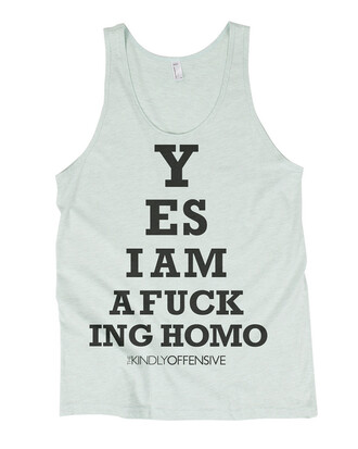 shirt lgbt homosexual gay pride gay shirts grey top tank top