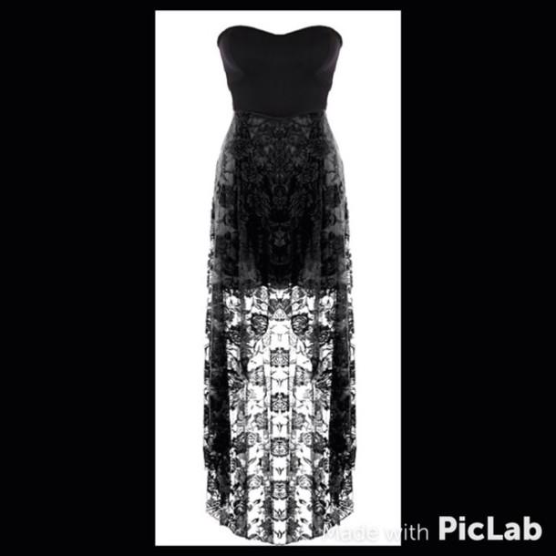 dress black dress lace dress lace edge