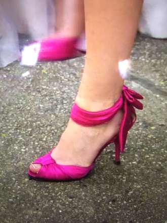 shoes pink blair waldorf gossip girl heels gossipgirl blair