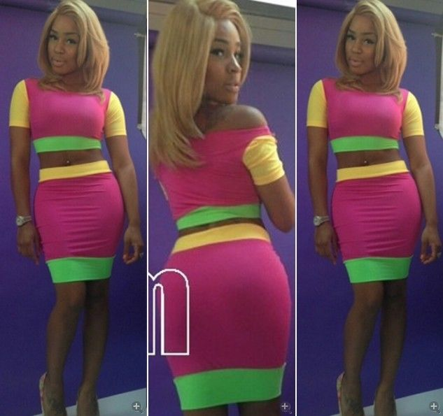 Sexy Women Bodycon Bandage Short Sleeve Dress Slim Fit Cocktail Party Clubwear | eBay