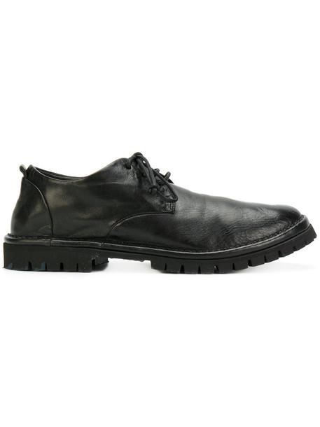Marsèll women shoes lace-up shoes lace leather black