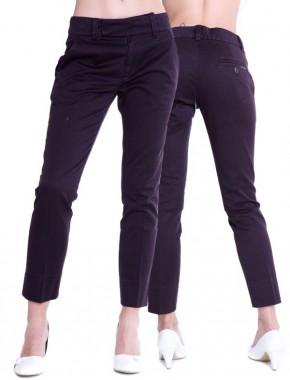 pantalon femme diesel violet silong 674. Black Bedroom Furniture Sets. Home Design Ideas