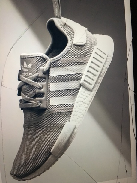 shoes grey adidas sneakers