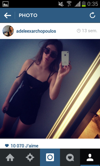 romper adele exarchopoulos combishort basic