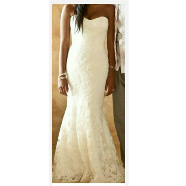 dress wedding gown formal wedding dresses formal dress formal gown mermaid wedding dress lace dress applique wedding dress wedding dress