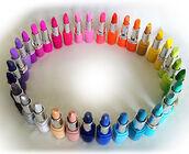 make-up,make uo,lipstick,lot,makeup lot,make up lot,kit,makeup kit,lip gloss,blue lipstick,pink lipstick,black lipstick,grunge,pale,pastel,cute,kawaii,hot,sweet,promo,free,free stuff,uv,glow in the dark,magic,harajuku,japanese,jfashion,cfashion,kfashion,blue,pink,red,green,yellow,pretty,cool,amazing,sexy,sexy make up