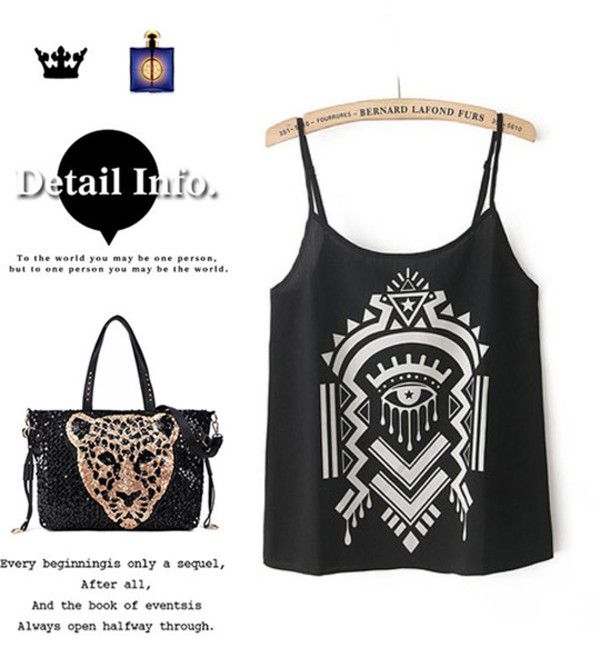 tank top top rock stylemoi cute hipster black cool streetstyle summer