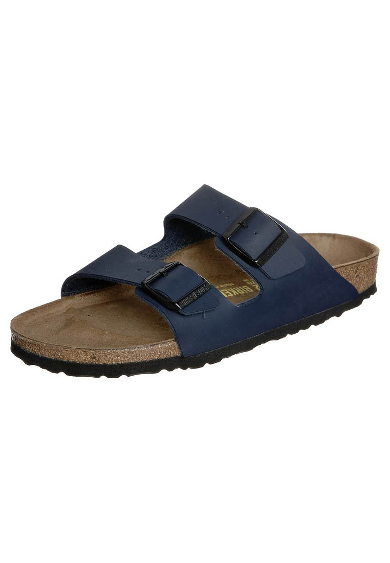Birkenstock ARIZONA - Slippers - blue - Zalando.co.uk