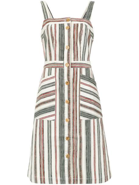 Sissa dress striped dress women spandex cotton