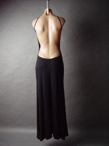 Backless Maxi Dress Casual - Colorful Dress Images of Archive