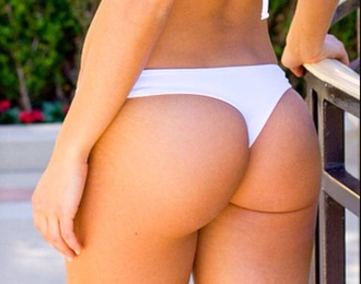 swimwear summer style girly girls bikini bottoms bikini beach beachy
