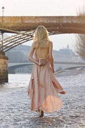 dress,ivory dress,cream color