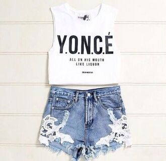 shirt beyonce queen bee t-shirt yonce yonce crop top