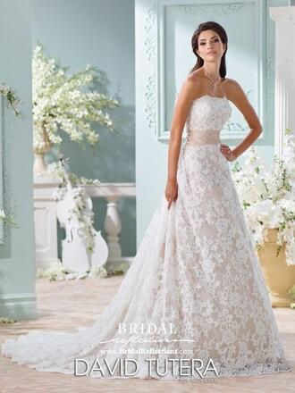 dress wedding dress lace wedding dress vintage wedding dress wedding clothes bridal gown