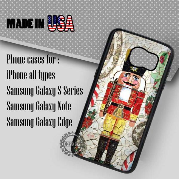 Samsung S7 Case - Mosaic Romance Nutcracker- iPhone Case #SamsungS7Case #cartoon #yn