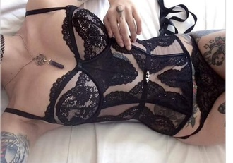underwear black lingerie