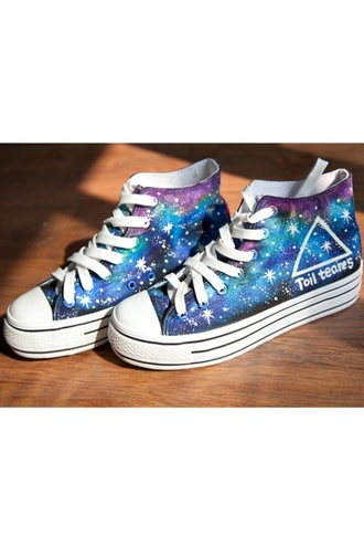 shoes galaxy converse chuck taylor to die for i need this help