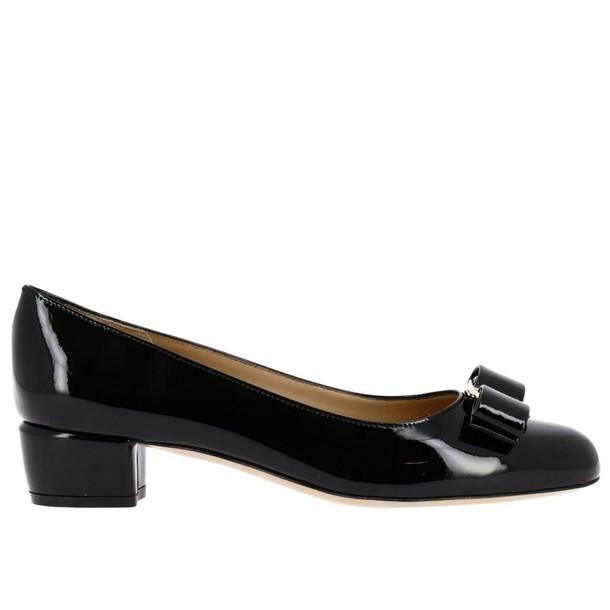 Salvatore Ferragamo sandals shoes women sandals shoes black