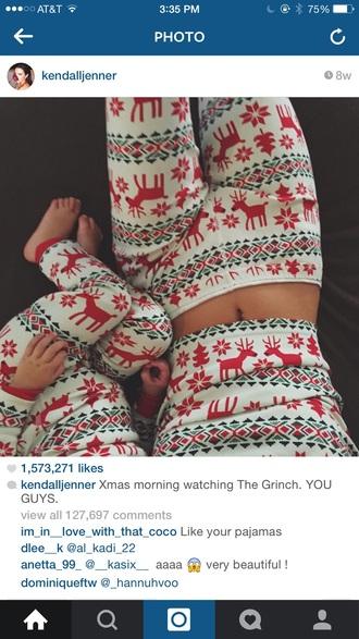 pajamas kendall jenner nightwear