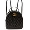 Gg marmont quilted-leather backpack