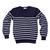 Navy/White Nautical Stripe Sweater - Ovadia & Sons ($100-200) - Svpply