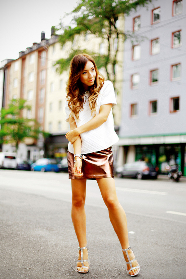 flirting with fashion shirt skirt shoes
