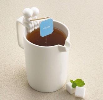 home accessory mug tea steeper cute funny