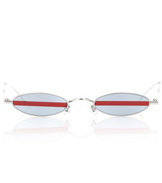 Gentle Monster Vector 02(R) sunglasses in silver