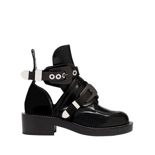 Balenciaga Ceinture Ankle Boots  Balenciaga - Ankle Boots Women colour Black - Shoes Balenciaga
