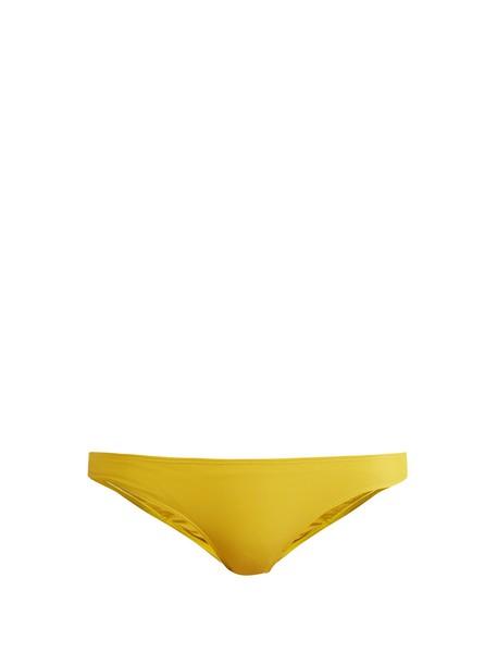 Ephemera bikini classic yellow swimwear