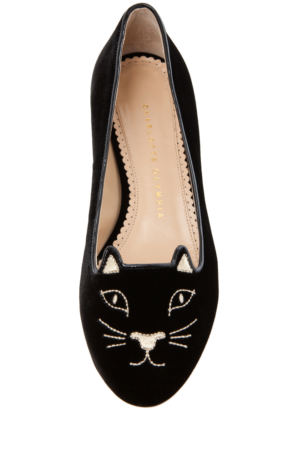 Charlotte Olympia Cat Shoescan cats get pink eye