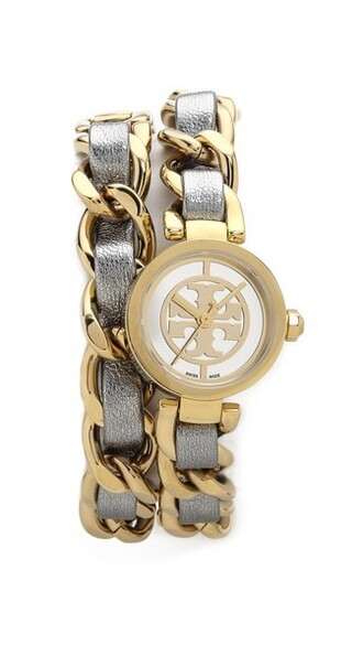 mini watch gold silver jewels