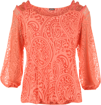 coral clothes accessories shirt top default category casual tops