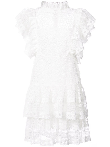 Anine Bing dress women white