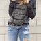 Leather suspenders for women | jakimac