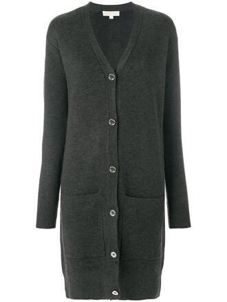 cardigan women spandex grey sweater