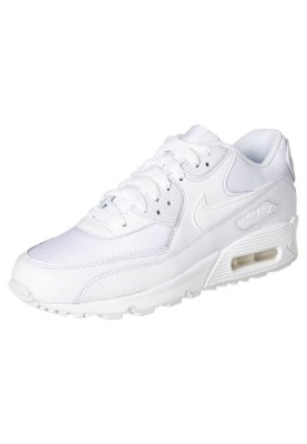 Nike Sportswear AIR MAX 90 ESSENTIAL - Sneakers laag - white ... b5999d37a