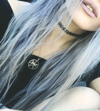 jewels stars silver necklace grey star necklace necklace choker necklace black black choker jewelry grunge