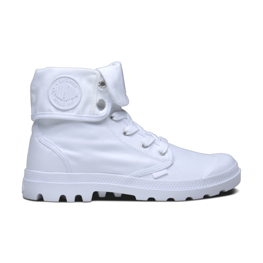 BAGGY - WHITE/WHITE by Palladium Boots