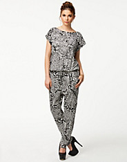 Reagan Suit - B.Young - White - Jumpsuit - Clothing - Women - Nelly.com Uk