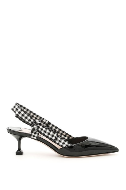 Miu Miu slingbacks shoes