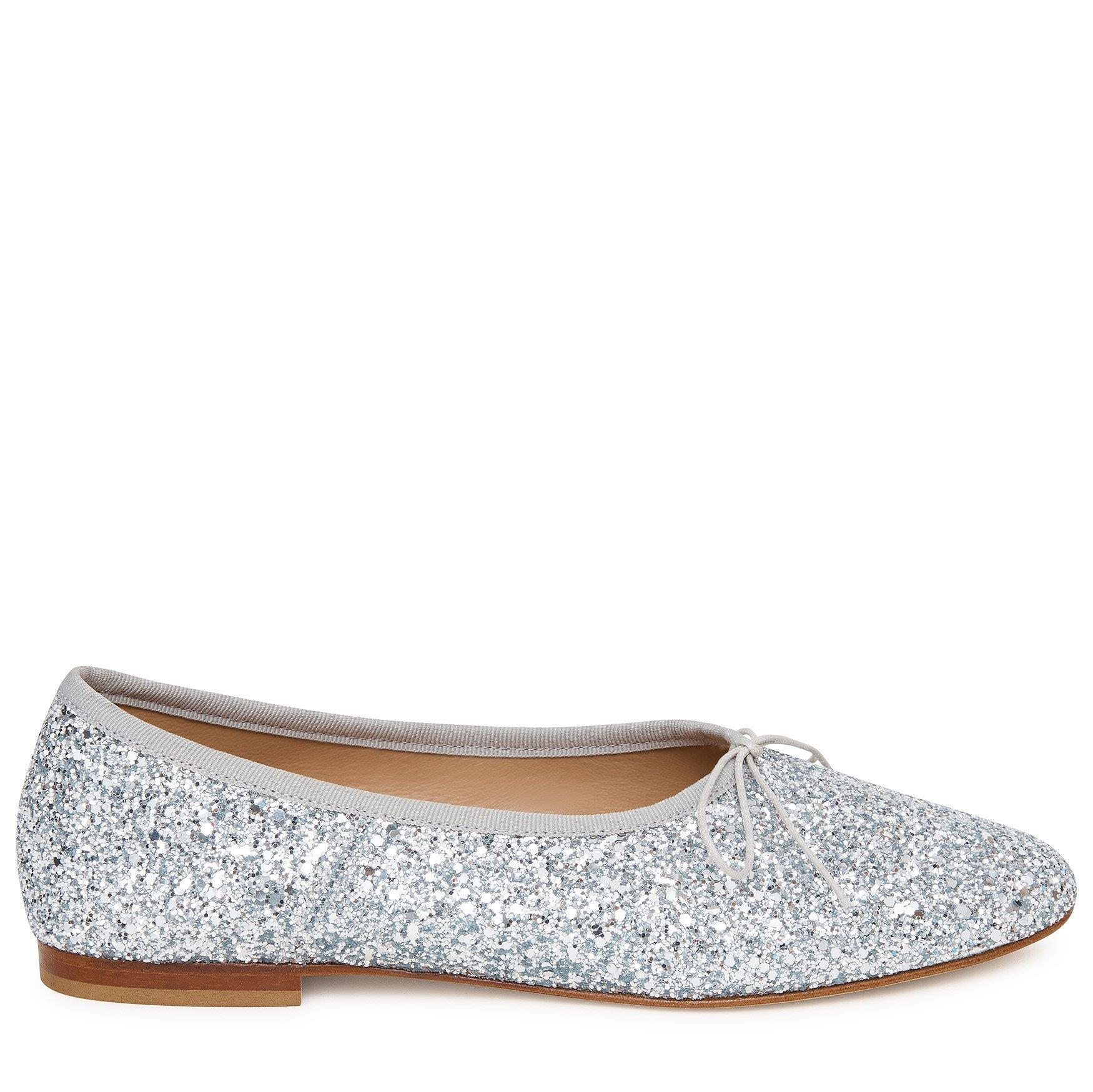 Glitter Dream Ballerina - Silver