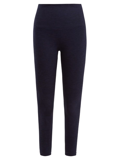 lndr leggings navy pants