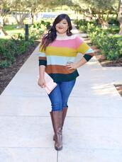 curvy girl chic - plus size fashion and style blog,blogger,sweater,shoes,jeans,bag