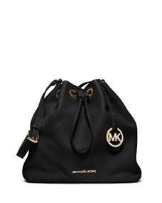 MICHAEL Michael Kors Large Jules Drawstring Shoulder Bag
