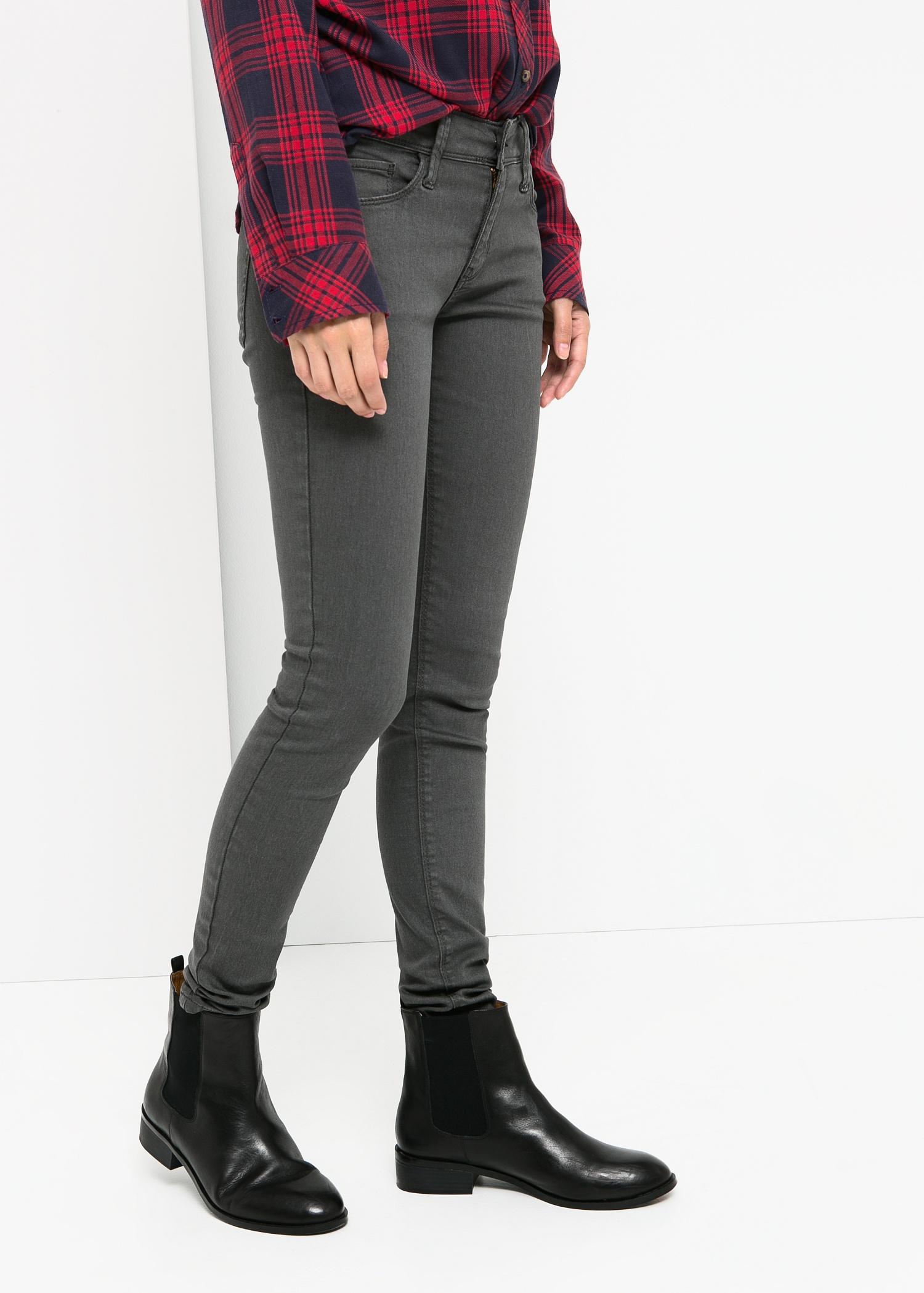 Newpaty skinny jeans - Dames | MANGO