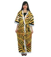 dress,kimono,mandala kimono,mandala kimono robe,mandala cotton long kimono,beachwear,indian cotton bath robe