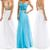 Top Seller Sweetheart Empire Prom Dresses Fast Shipping Long Sequins Crystal Sheath Chiffon Party Gowns Fast Shipping In Stock Ssj AJ025 Online with $91.15/Piece on Wheretoget's Store | DHgate.com